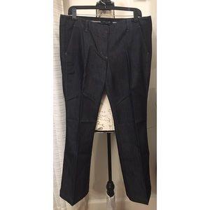 Ann Taylor trouser style Jeans Size 10